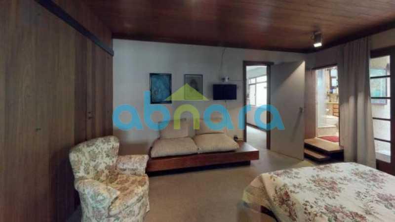 foto 6 - Linda cobertura duplex com 4 quartos em Ipanema, espaçosa e bem dividida, com uma vaga na escritura, perto da lagoa e da praia de Ipanema. - CPCO40070 - 6