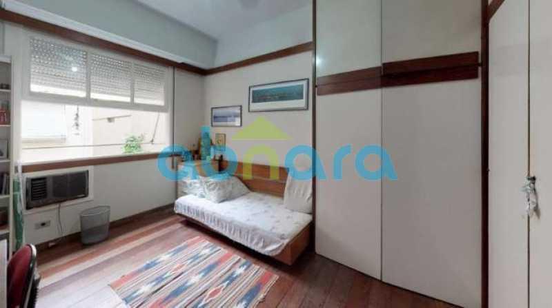 foto 8 - Linda cobertura duplex com 4 quartos em Ipanema, espaçosa e bem dividida, com uma vaga na escritura, perto da lagoa e da praia de Ipanema. - CPCO40070 - 7