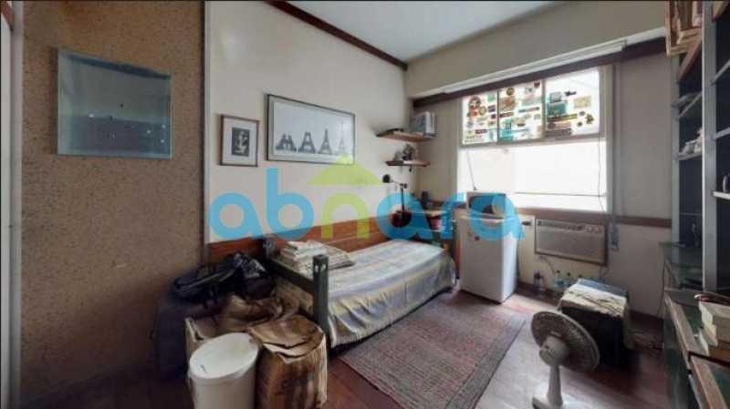 foto 9 - Linda cobertura duplex com 4 quartos em Ipanema, espaçosa e bem dividida, com uma vaga na escritura, perto da lagoa e da praia de Ipanema. - CPCO40070 - 8