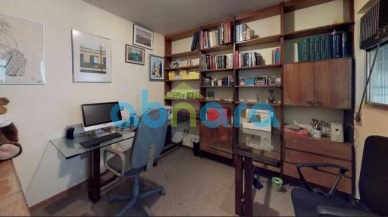 foto 10 - Linda cobertura duplex com 4 quartos em Ipanema, espaçosa e bem dividida, com uma vaga na escritura, perto da lagoa e da praia de Ipanema. - CPCO40070 - 9