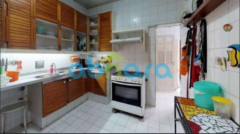 foto 13 - Linda cobertura duplex com 4 quartos em Ipanema, espaçosa e bem dividida, com uma vaga na escritura, perto da lagoa e da praia de Ipanema. - CPCO40070 - 12