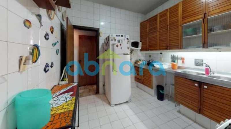 foto 14 - Linda cobertura duplex com 4 quartos em Ipanema, espaçosa e bem dividida, com uma vaga na escritura, perto da lagoa e da praia de Ipanema. - CPCO40070 - 13
