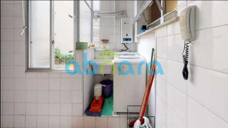 foto 15 - Linda cobertura duplex com 4 quartos em Ipanema, espaçosa e bem dividida, com uma vaga na escritura, perto da lagoa e da praia de Ipanema. - CPCO40070 - 14