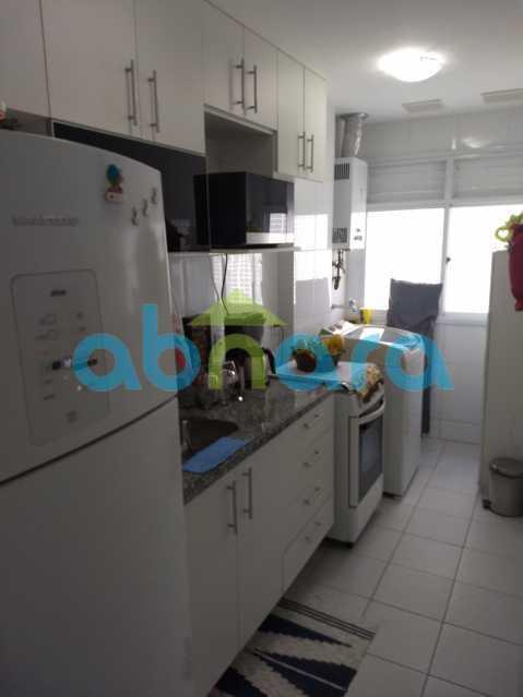 foto 3 - Excelente apartamento de 2 quartos sendo uma suíte com vaga na escritura, em prédio moderno com infraestrutura de resort no Cachambi. - CPAP20521 - 12