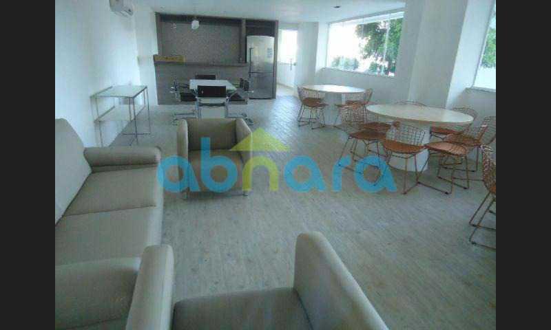 foto 18 - Excelente apartamento de 2 quartos sendo uma suíte com vaga na escritura, em prédio moderno com infraestrutura de resort no Cachambi. - CPAP20521 - 20