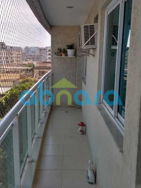 foto 51 - Excelente apartamento de 2 quartos sendo uma suíte com vaga na escritura, em prédio moderno com infraestrutura de resort no Cachambi. - CPAP20521 - 18