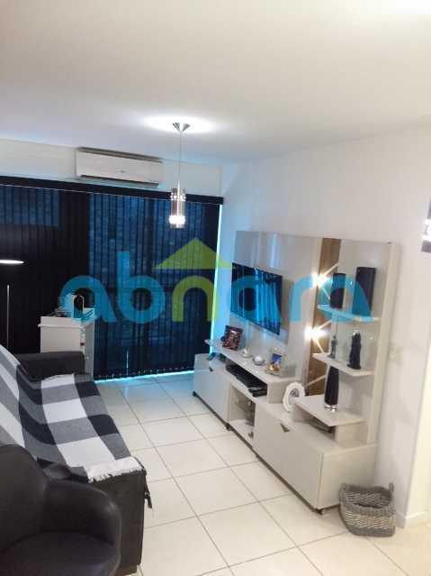 foto 57 - Excelente apartamento de 2 quartos sendo uma suíte com vaga na escritura, em prédio moderno com infraestrutura de resort no Cachambi. - CPAP20521 - 3