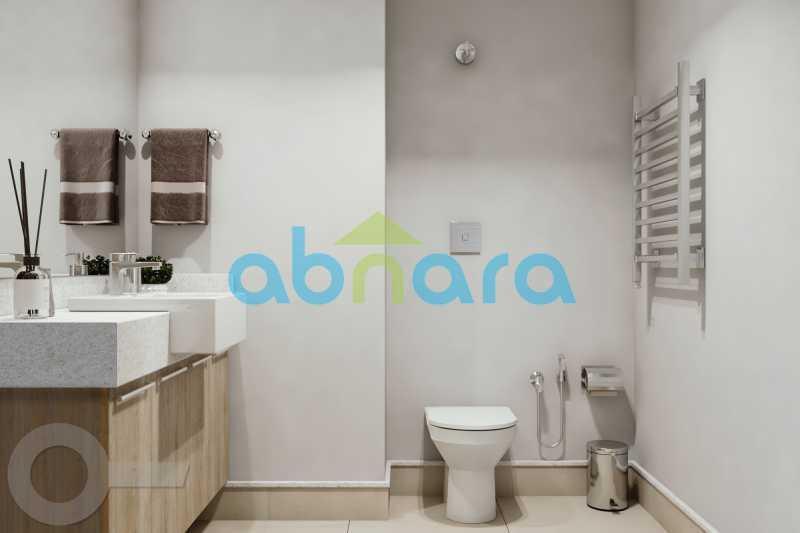 Banheiro - Leblon, Imperdível, 2 Quartos, Reformado - CPAP20523 - 8