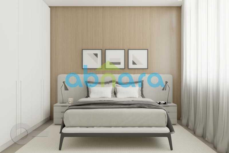 Suíte Master - Apartamento À venda em Ipanema, com 2 quartos, 76 m² - CPAP20525 - 6