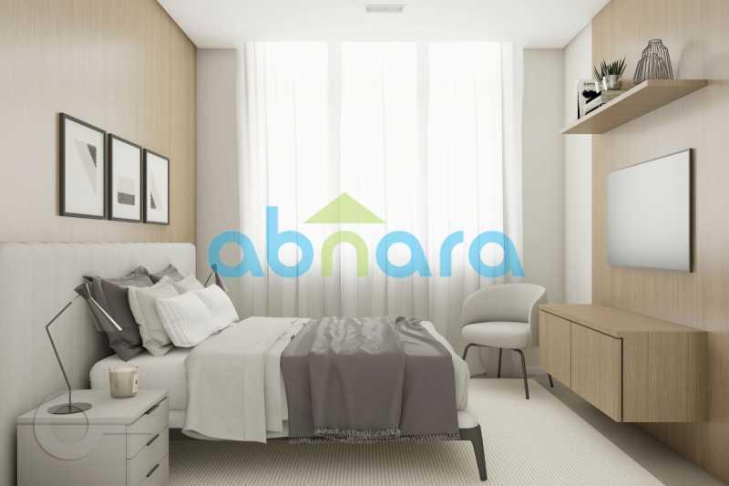 Suíte Master - Apartamento À venda em Ipanema, com 2 quartos, 76 m² - CPAP20525 - 7