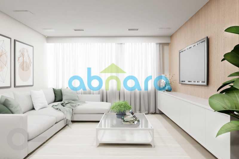 Sala - Apartamento À venda em Ipanema, com 2 quartos, 126 m² - CPAP20526 - 1