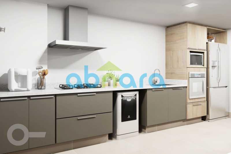 Cozinha - Apartamento À venda em Ipanema, com 2 quartos, 126 m² - CPAP20526 - 4