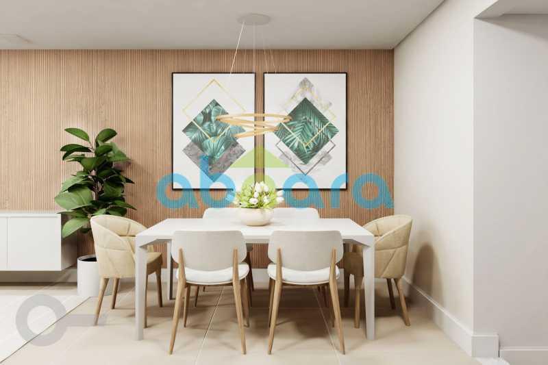 Sala de Jantar - Apartamento À venda em Ipanema, com 2 quartos, 126 m² - CPAP20526 - 3