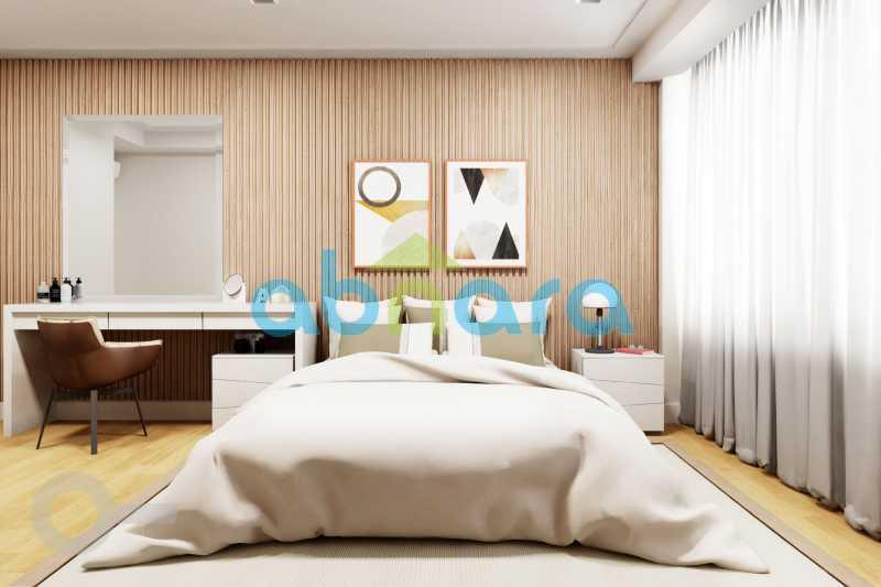 Suíte Master - Apartamento À venda em Ipanema, com 2 quartos, 126 m² - CPAP20526 - 6