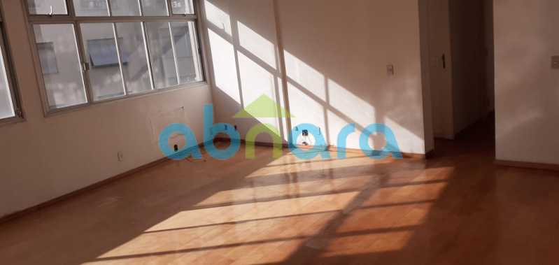 foto 4 - Ótimo apartamento de 92m² com dois quartos, sendo uma suíte, sala ampla, vaga na escritura em rua tranquila da lagoa. - CPAP20533 - 5