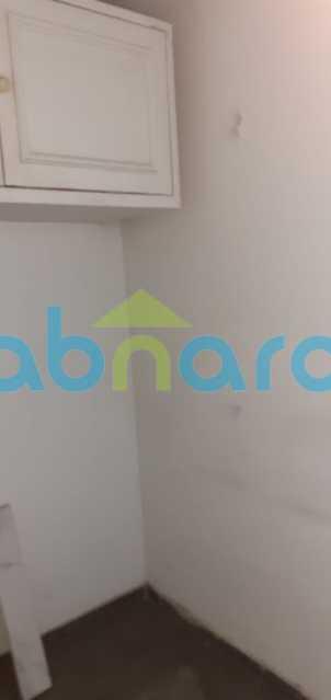 foto 9 - Ótimo apartamento de 92m² com dois quartos, sendo uma suíte, sala ampla, vaga na escritura em rua tranquila da lagoa. - CPAP20533 - 26