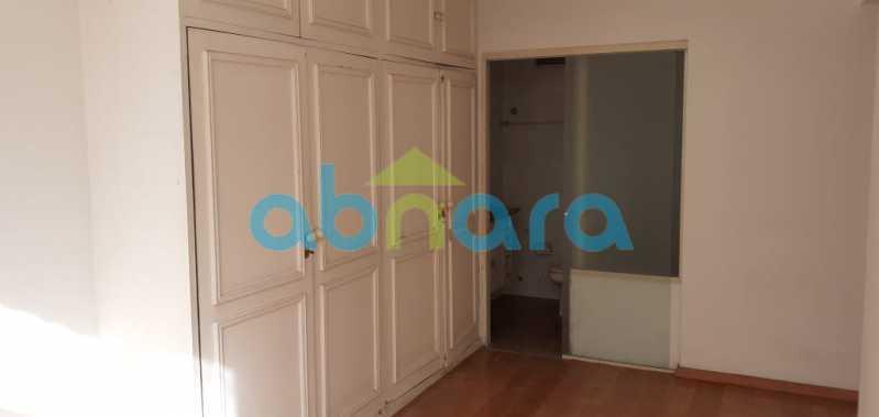 foto 21 - Ótimo apartamento de 92m² com dois quartos, sendo uma suíte, sala ampla, vaga na escritura em rua tranquila da lagoa. - CPAP20533 - 10