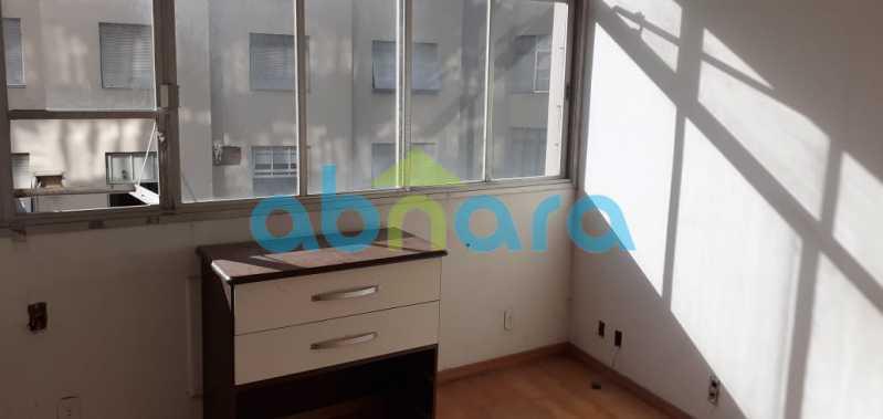 foto 40 - Ótimo apartamento de 92m² com dois quartos, sendo uma suíte, sala ampla, vaga na escritura em rua tranquila da lagoa. - CPAP20533 - 12