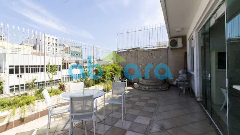 1 - Cobertura 4 quartos à venda Copacabana, Rio de Janeiro - R$ 2.650.000 - CPCO40071 - 1