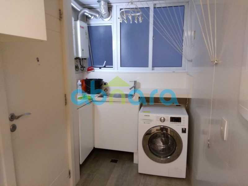 4. - Apartamento 3 quartos para venda e aluguel Copacabana, Rio de Janeiro - R$ 3.900.000 - CPAP30831 - 5