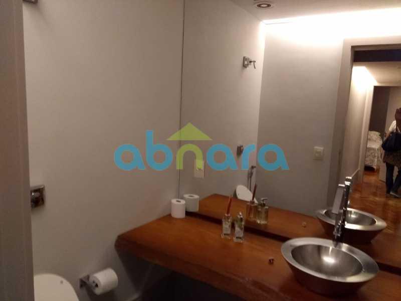 13. - Apartamento 3 quartos para venda e aluguel Copacabana, Rio de Janeiro - R$ 3.900.000 - CPAP30831 - 14