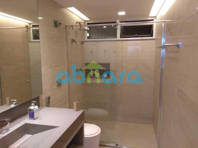 16. - Apartamento 3 quartos para venda e aluguel Copacabana, Rio de Janeiro - R$ 3.900.000 - CPAP30831 - 17
