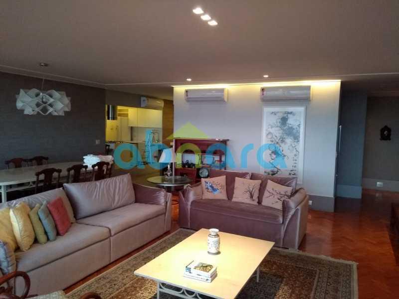 17. - Apartamento 3 quartos para venda e aluguel Copacabana, Rio de Janeiro - R$ 3.900.000 - CPAP30831 - 18