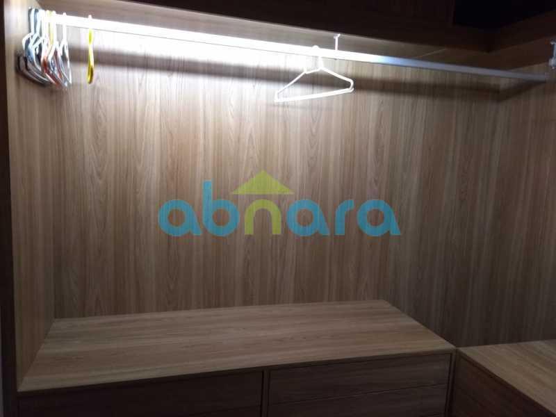 25. - Apartamento 3 quartos para venda e aluguel Copacabana, Rio de Janeiro - R$ 3.900.000 - CPAP30831 - 26