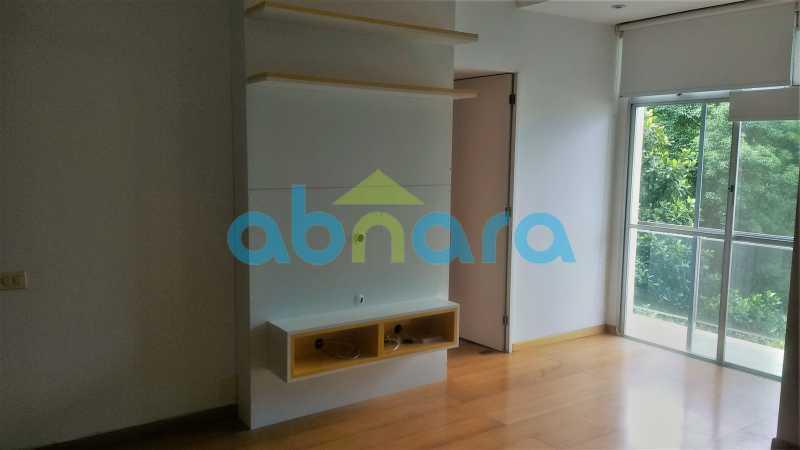 Sala - Apartamento, 61M², Locação, Sala Quarto Com Vaga, Gávea - CPAP10322 - 1