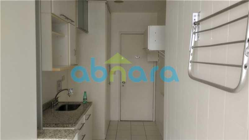 Cozinha - Apartamento, 61M², Locação, Sala Quarto Com Vaga, Gávea - CPAP10322 - 6