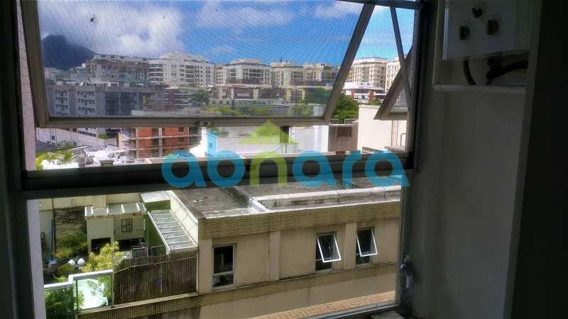 Area de Serviço - Apartamento, 61M², Locação, Sala Quarto Com Vaga, Gávea - CPAP10322 - 7