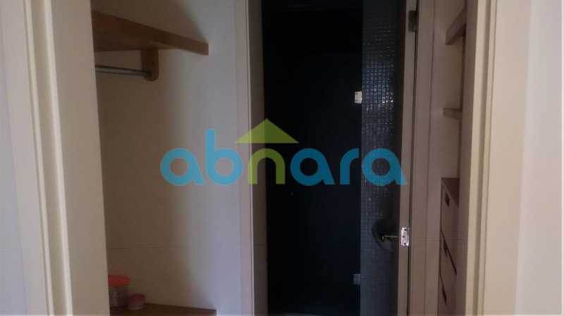 Closet - Apartamento, 61M², Locação, Sala Quarto Com Vaga, Gávea - CPAP10322 - 10
