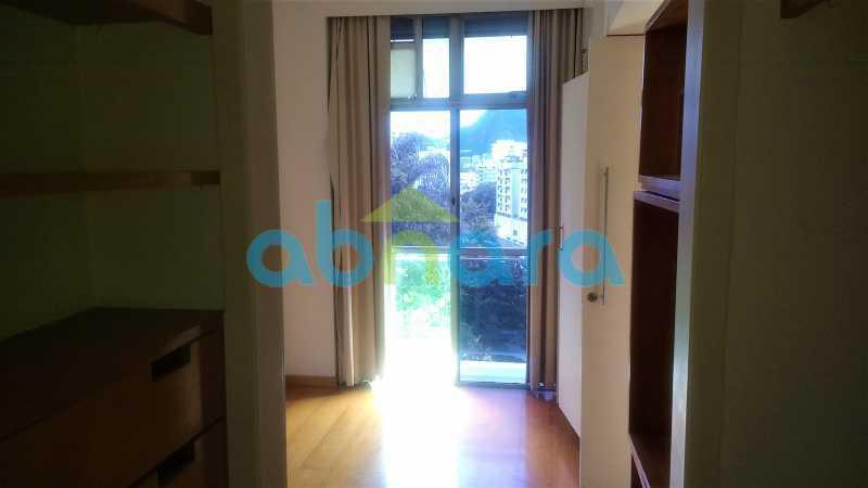 Closet 2 - Apartamento, 61M², Locação, Sala Quarto Com Vaga, Gávea - CPAP10322 - 11