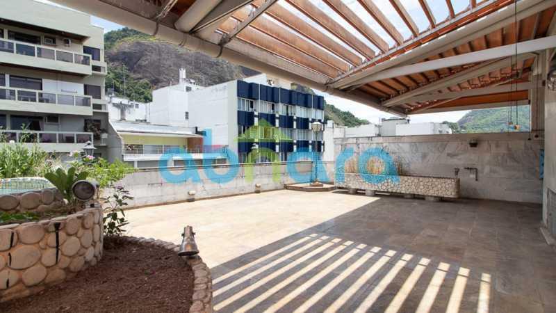 3 - Cobertura Duplex À venda em Copacabana, 4 Quartos com vaga: - CPCO40072 - 4
