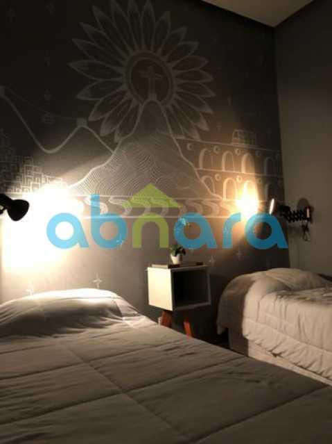 foto 18 - Excelente quarto e sala totalmente reformado em rua tranquila e arborizada de Copacabana, próximo a praia e ao metrô. - CPAP10323 - 15