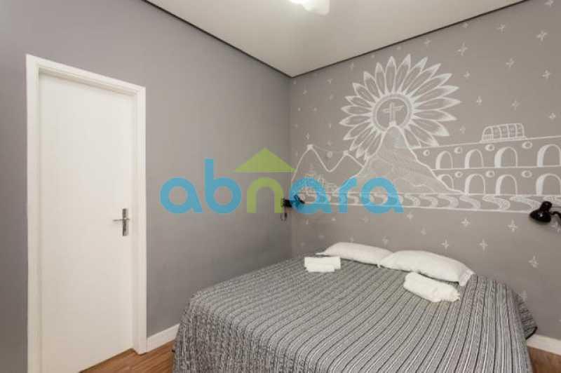 foto 17 - Excelente quarto e sala totalmente reformado em rua tranquila e arborizada de Copacabana, próximo a praia e ao metrô. - CPAP10323 - 14