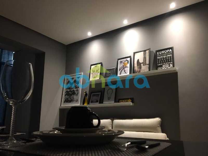 foto 16 - Excelente quarto e sala totalmente reformado em rua tranquila e arborizada de Copacabana, próximo a praia e ao metrô. - CPAP10323 - 6