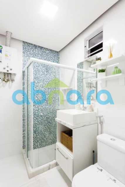 foto 10 - Excelente quarto e sala totalmente reformado em rua tranquila e arborizada de Copacabana, próximo a praia e ao metrô. - CPAP10323 - 19