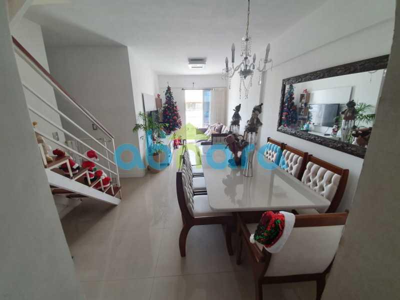 WhatsApp Image 2020-05-17 at 1 - Cobertura duplex na Taquara, com 169 m2. 4 quartos, 1 suite, salão em dois ambientes, cozinha planejada, dependências completas, varanda, 2 vagas na escritura - CPCO40074 - 1