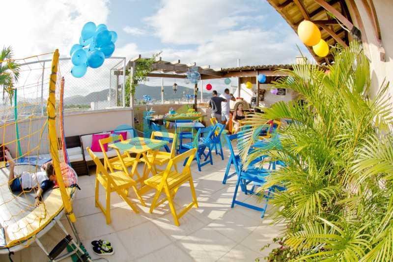 WhatsApp Image 2020-05-17 at 1 - Cobertura duplex na Taquara, com 169 m2. 4 quartos, 1 suite, salão em dois ambientes, cozinha planejada, dependências completas, varanda, 2 vagas na escritura - CPCO40074 - 19