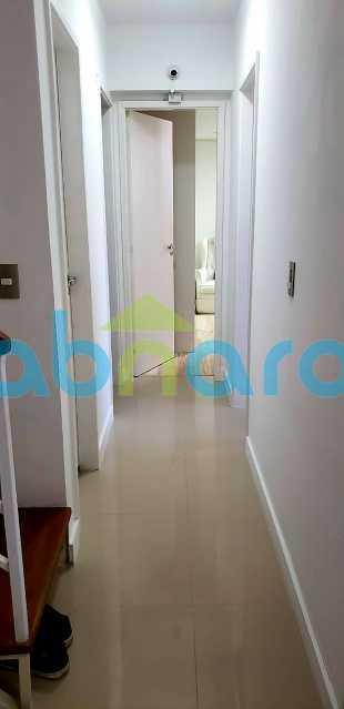 WhatsApp Image 2020-05-17 at 1 - Cobertura duplex na Taquara, com 169 m2. 4 quartos, 1 suite, salão em dois ambientes, cozinha planejada, dependências completas, varanda, 2 vagas na escritura - CPCO40074 - 3