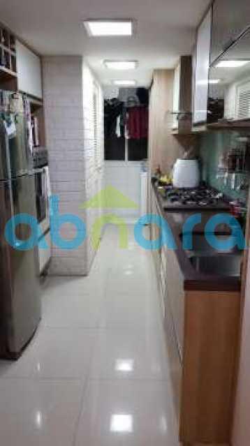 WhatsApp Image 2020-05-17 at 1 - Cobertura duplex na Taquara, com 169 m2. 4 quartos, 1 suite, salão em dois ambientes, cozinha planejada, dependências completas, varanda, 2 vagas na escritura - CPCO40074 - 14