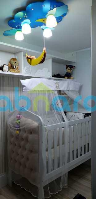 WhatsApp Image 2020-05-17 at 1 - Cobertura duplex na Taquara, com 169 m2. 4 quartos, 1 suite, salão em dois ambientes, cozinha planejada, dependências completas, varanda, 2 vagas na escritura - CPCO40074 - 6
