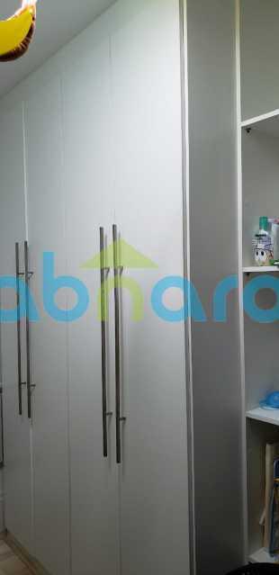 WhatsApp Image 2020-05-17 at 1 - Cobertura duplex na Taquara, com 169 m2. 4 quartos, 1 suite, salão em dois ambientes, cozinha planejada, dependências completas, varanda, 2 vagas na escritura - CPCO40074 - 5