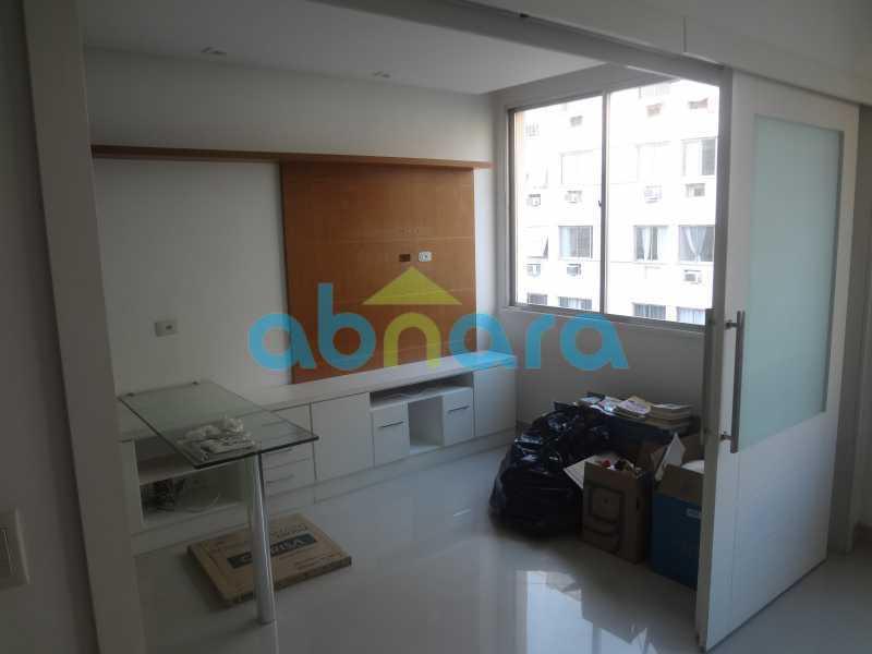 007 - Sala, 2 quartos sendo 1 suite, com vaga no Flamengo. 74 m2. Reformadíssimo, entrar e morar. - CPAP20545 - 5
