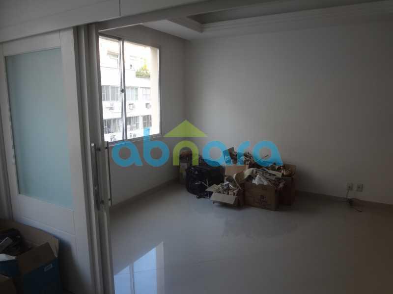 010 - Sala, 2 quartos sendo 1 suite, com vaga no Flamengo. 74 m2. Reformadíssimo, entrar e morar. - CPAP20545 - 6