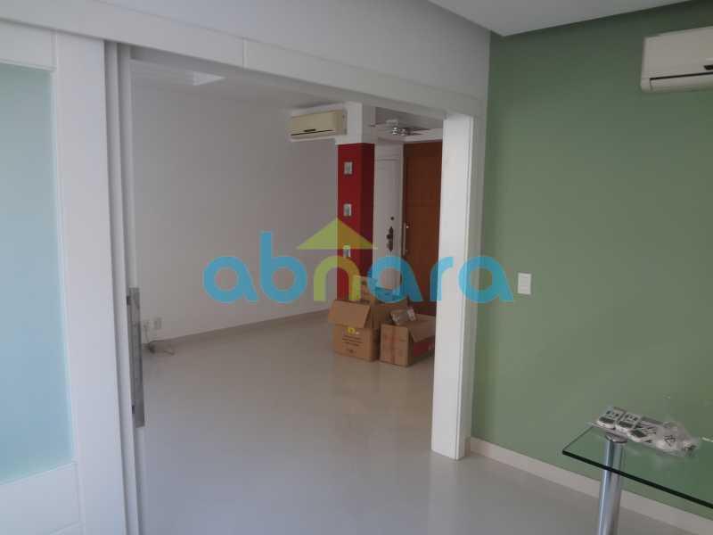 011 - Sala, 2 quartos sendo 1 suite, com vaga no Flamengo. 74 m2. Reformadíssimo, entrar e morar. - CPAP20545 - 7