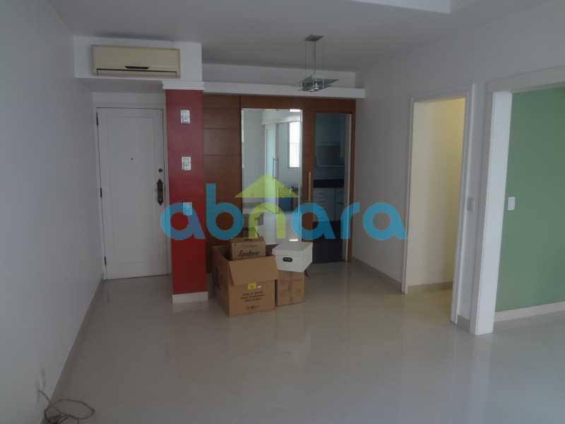 027 - Sala, 2 quartos sendo 1 suite, com vaga no Flamengo. 74 m2. Reformadíssimo, entrar e morar. - CPAP20545 - 4