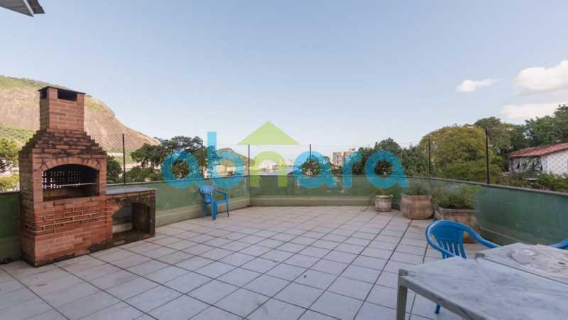 1 - Casa no Jardim Botânico com no minimo 500m². - CPCA40020 - 1