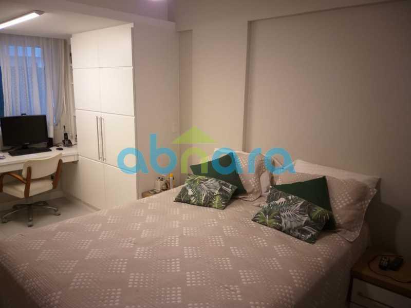foto 22 - Sensacional apartamento de 133 m² na Lagoa com 3 quartos sendo 2 suítes 2 vagas na escritura em um prédio de 2018. - CPAP30864 - 18